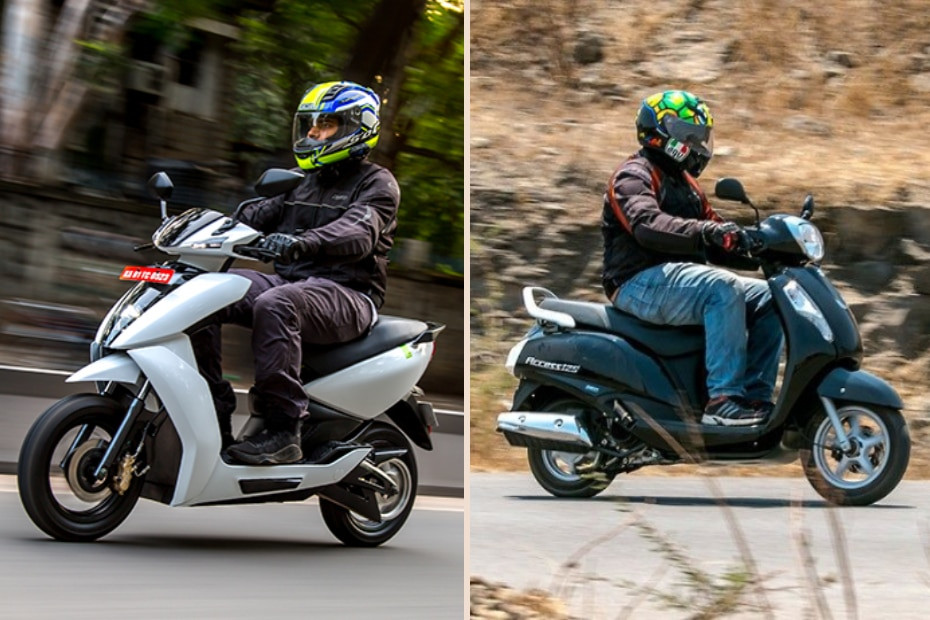 Suzuki Access 125 Price in Bangalore - Access 125 On Road Price
