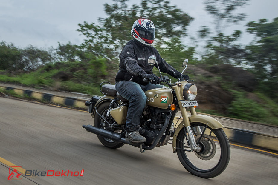 Royal Enfield Classic 350 Price in Hyderabad - Classic 350