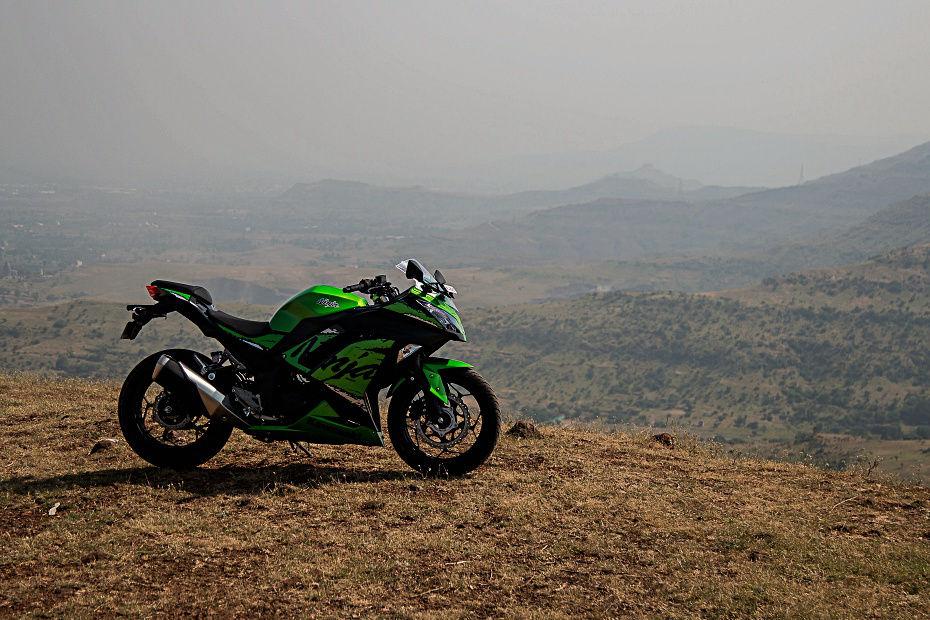 Kawasaki Recalls 2018 Ninja 300 Over Brake Issue