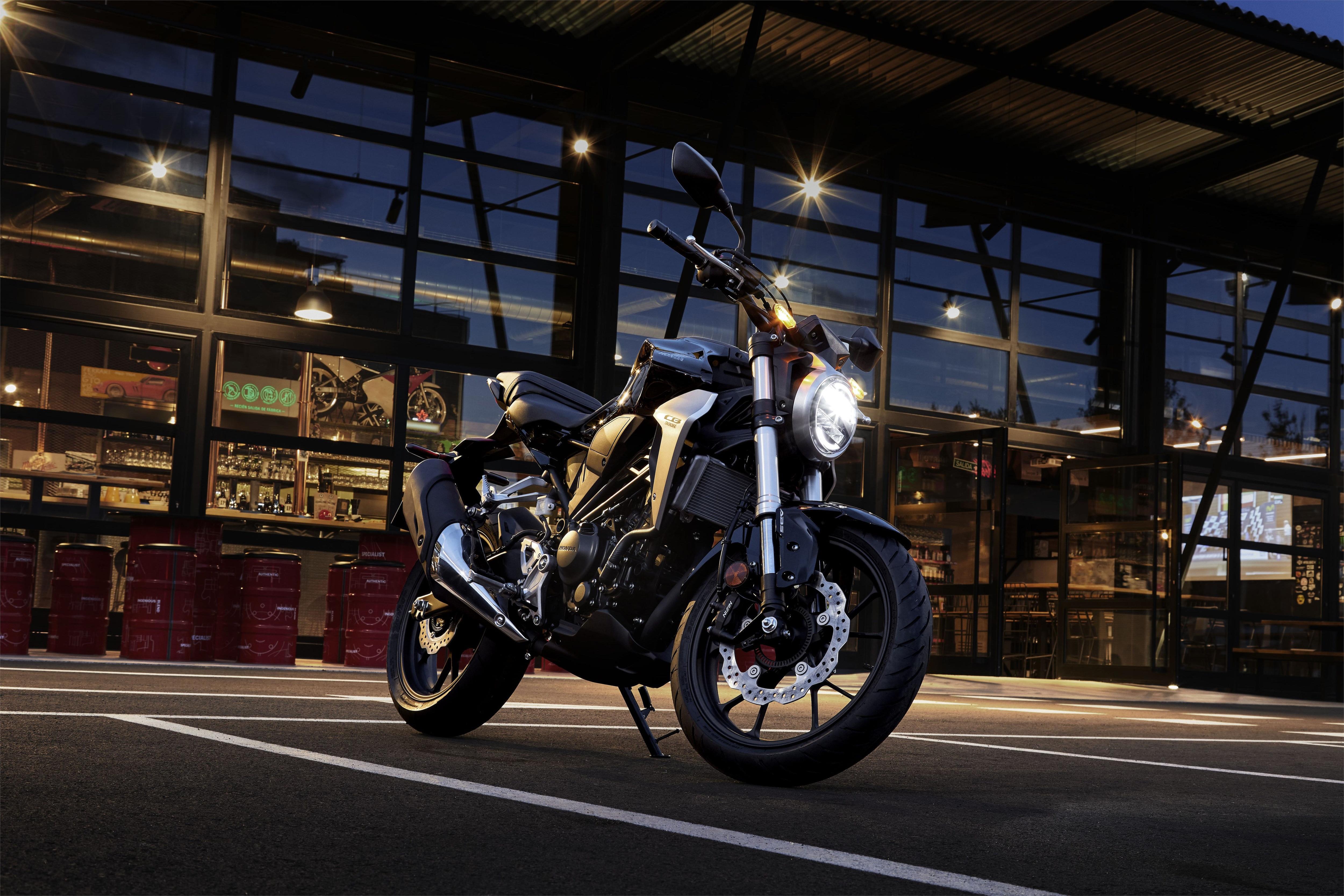 Honda Motorcycle India Hikes CB300R Price