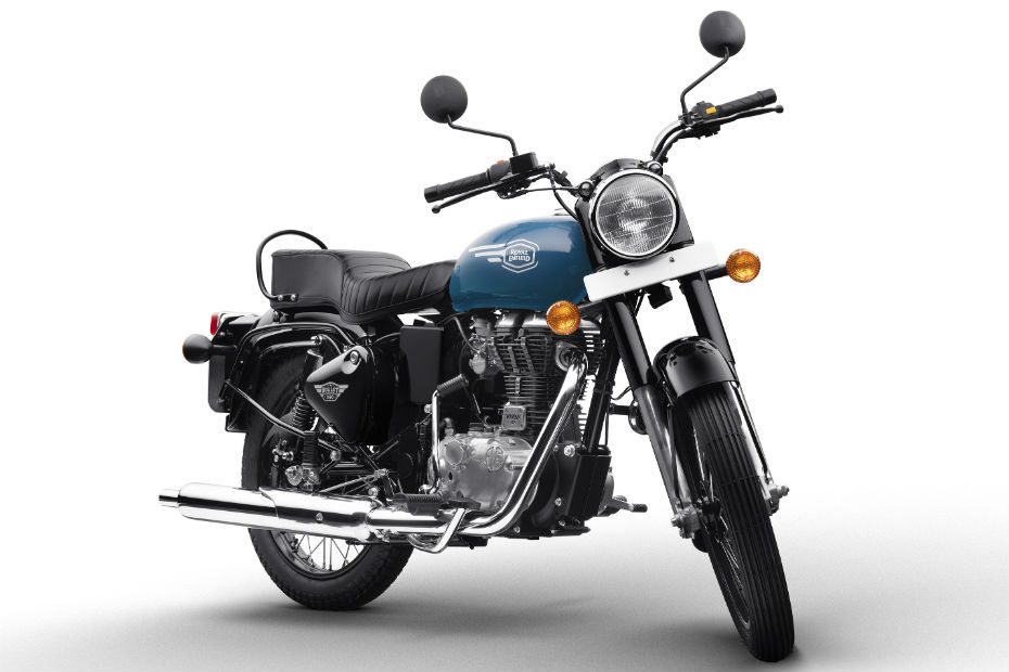 Bullet 350 Becomes More Affordable, Gets New Colours