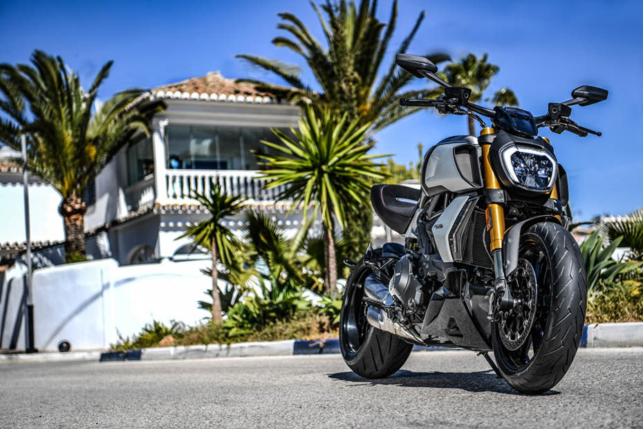Ducati Launches 2019 Diavel 1260 In India