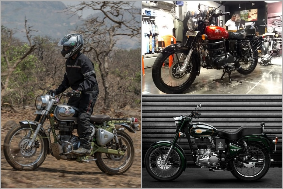 Royal Enfield Bullet Family Explained