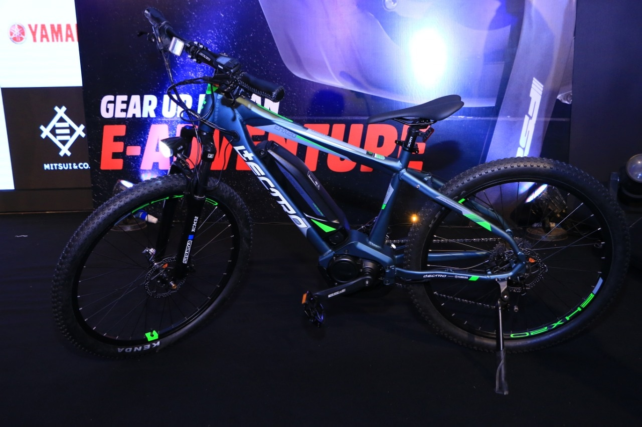 Yamaha-powered Hero Lectro EHX20 Electric Cycle Launched In India