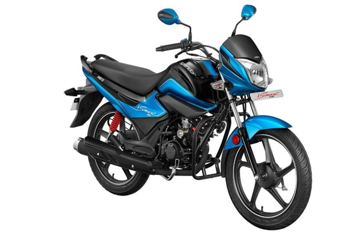 Specifications Of The BS6-compliant Hero Splendor iSmart Are Out