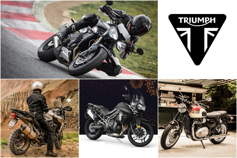 Triumph Announces Diwali Offers Of Up To INR2.8 Lakh