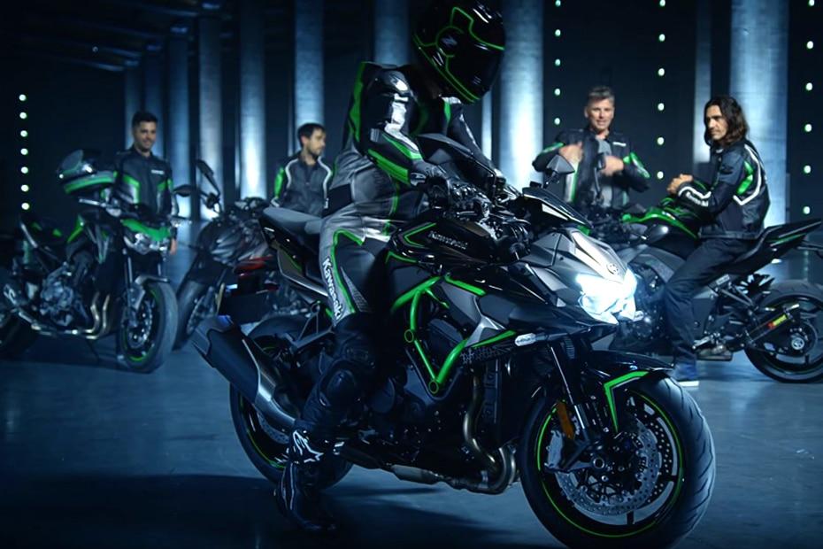 Kawasaki Z H2: Picture Gallery