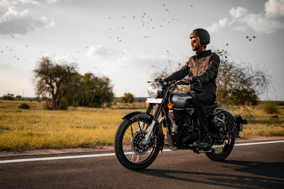 Royal Enfield Offers Louder Exhaust Kits For The Classic 350