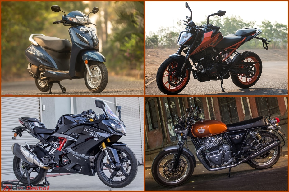 Vote For The Best Bikes In India - Coming Soon!