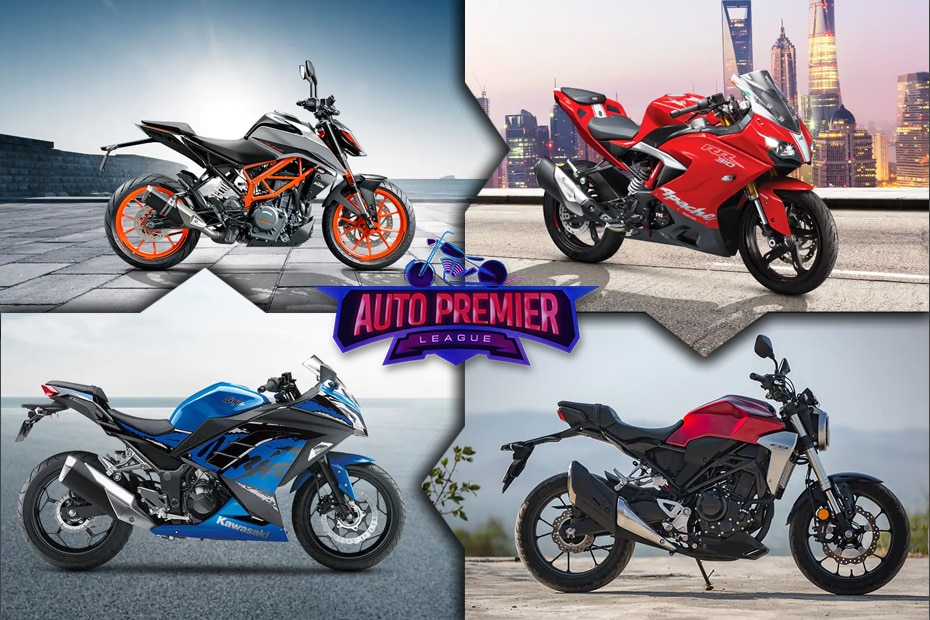 Best Performance Bikes In India: Vote For Your Favourite Bike!
