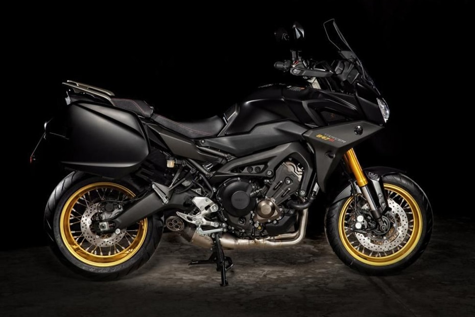 Yamaha Tracer 900 GT Limited Edition: Image Gallery