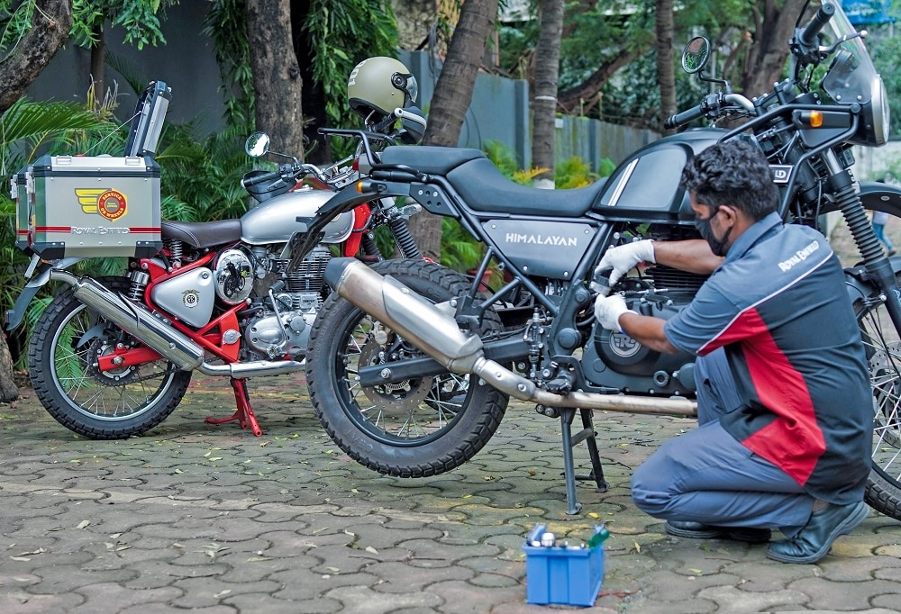 Royal Enfield To Offer Hassle-free Bike Service At Your Doorstep