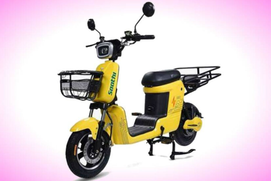 This Electric Moped Can Travel 60km In Just Rs 12