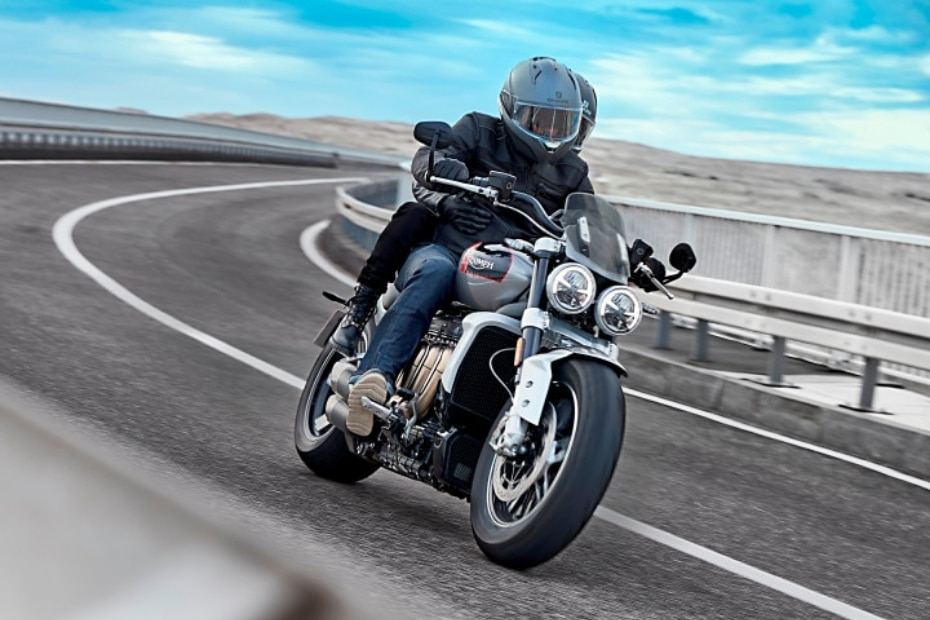 Triumph Rocket 3 GT Launched, Becomes The Most Expensive Triumph In India