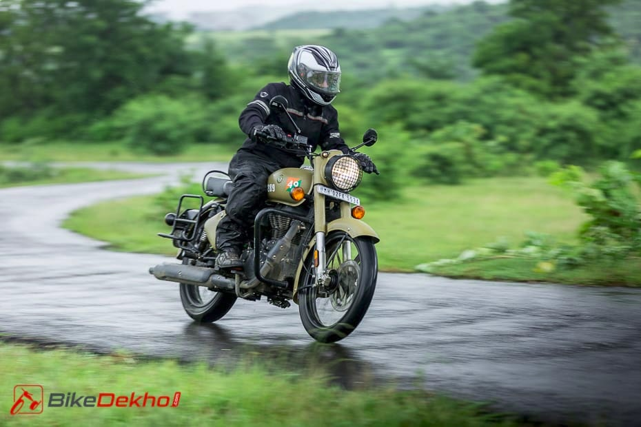 Royal Enfield Classic 350: Road Test In Images