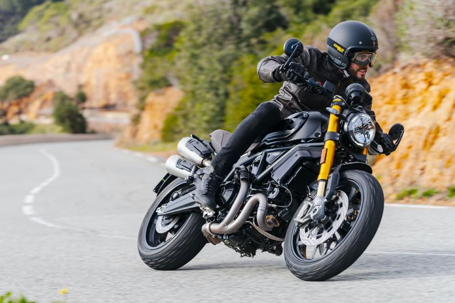 Ducati Scrambler 1100 BS6 Launching Tomorrow