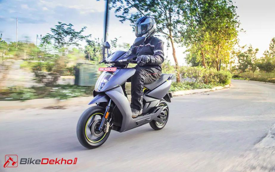 Ather 450X Collector's Edition To Be Unveiled Soon