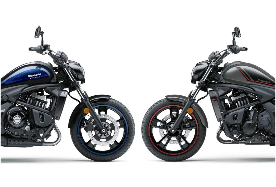 2021 Kawasaki Vulcan S Unveiled