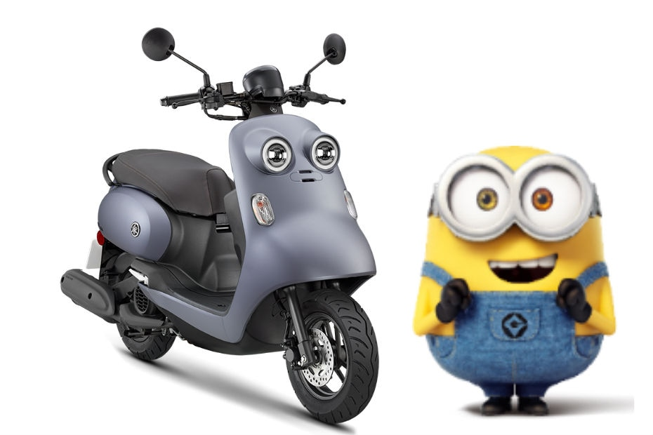 Yamaha Vinoora: A Minions-approved 125cc Scooter