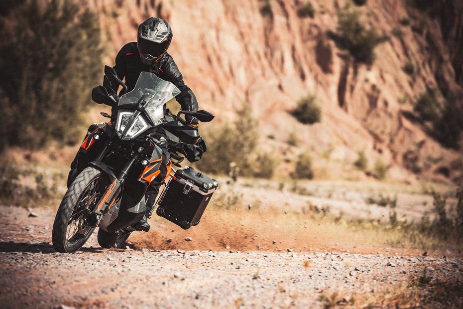 KTM Unveils 890 Adventure For International Markets
