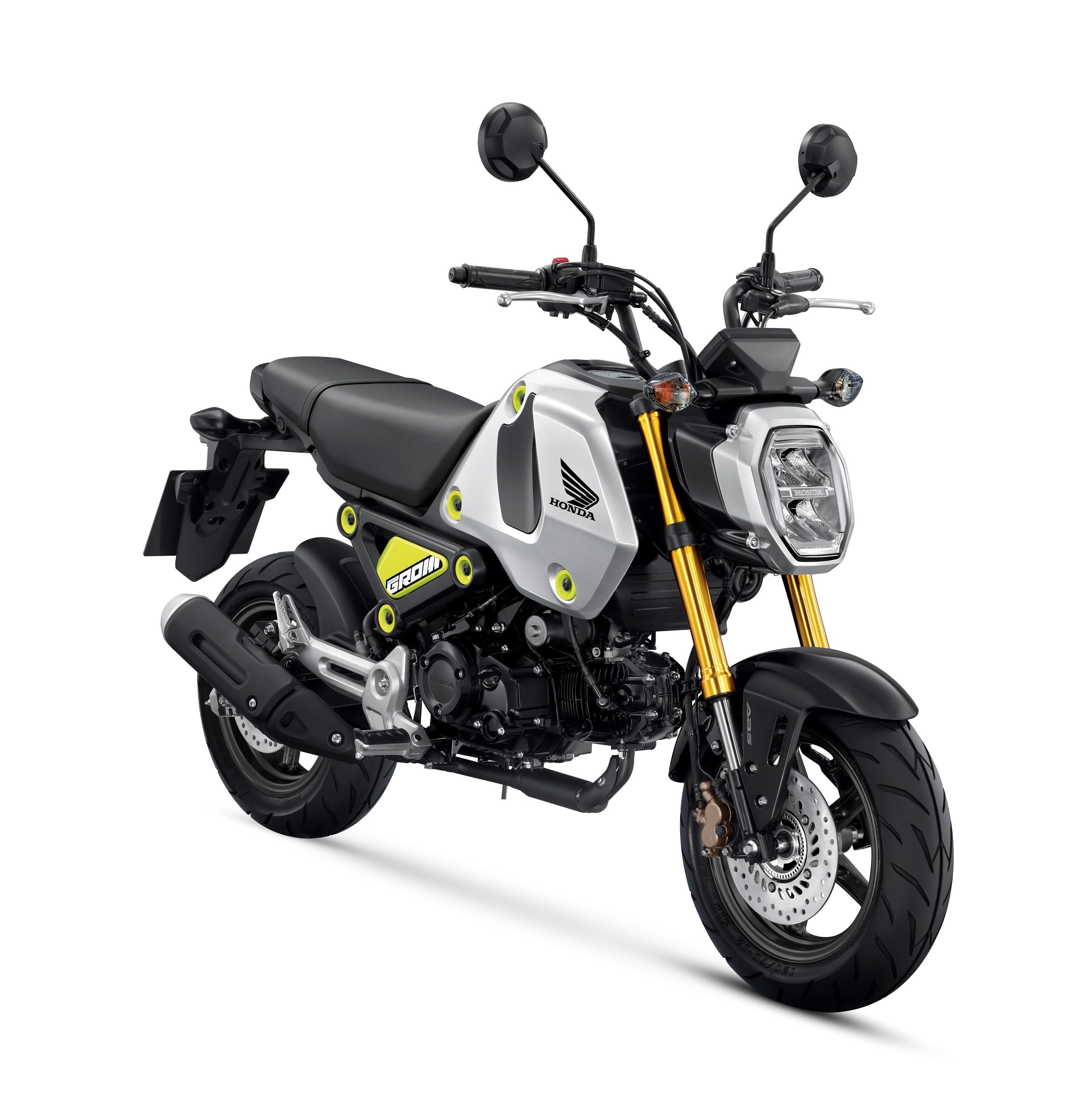 MY2021 Honda MSX125 Grom Unveiled, Gets A New Design