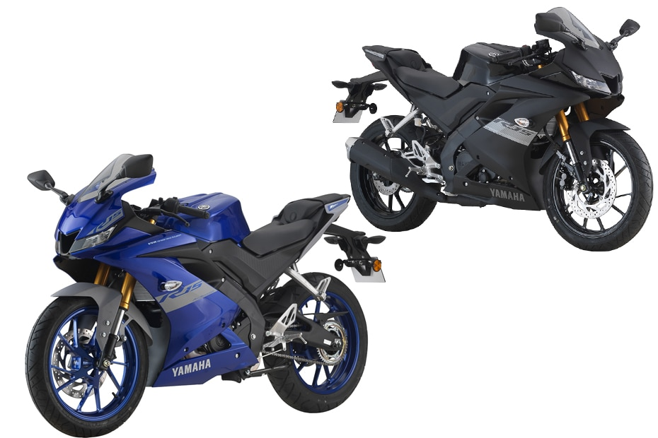 Yamaha R15 V3 New Colours Launched In Malaysia