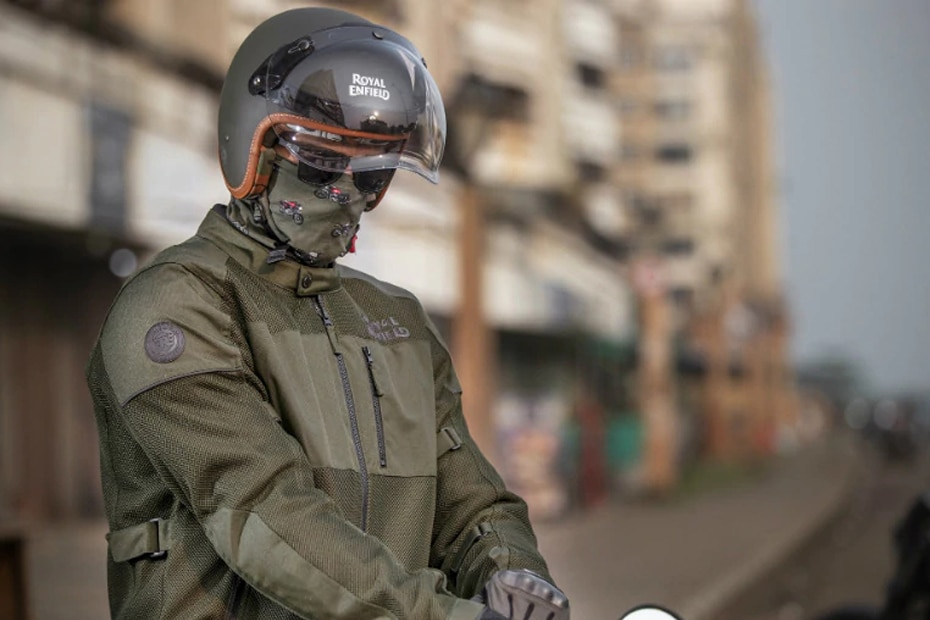 Check Out Royal Enfield's New Range Of Riding Jackets With D3O Armour