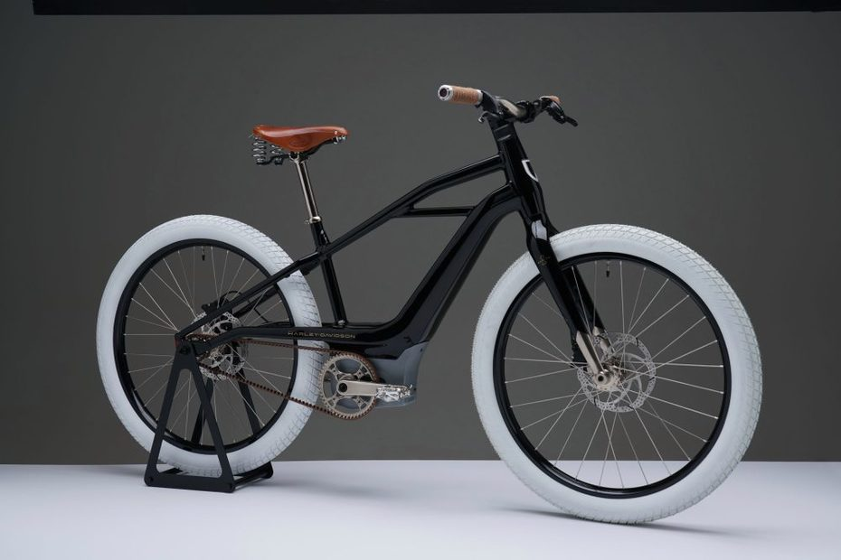Harley-Davidson Unveils Serial 1 Electric Bike