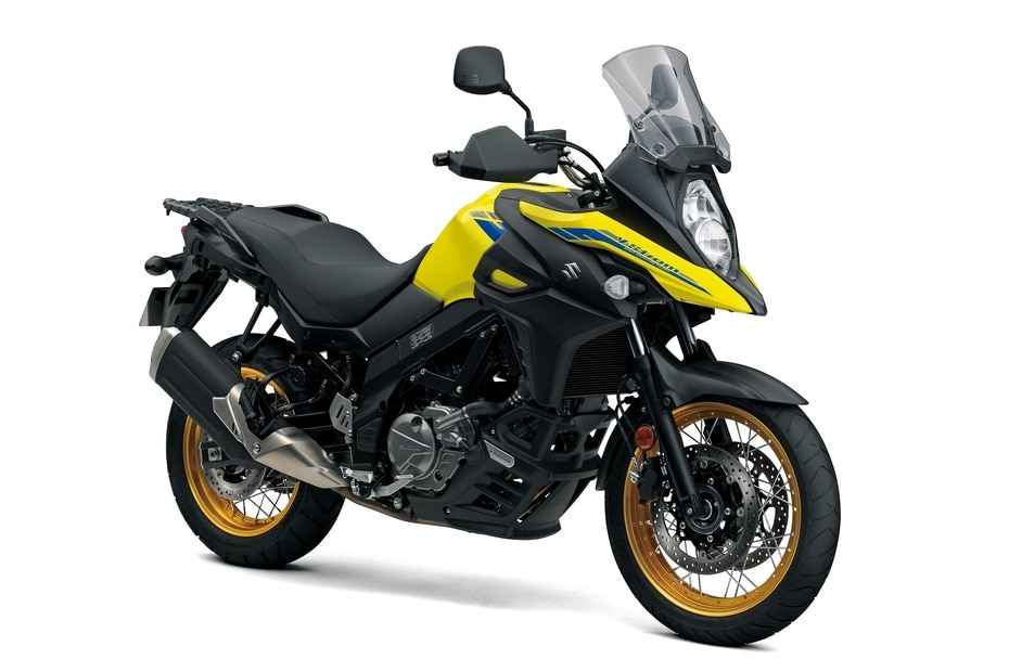 Suzuki V-Strom 650XT BS6 Launched In India