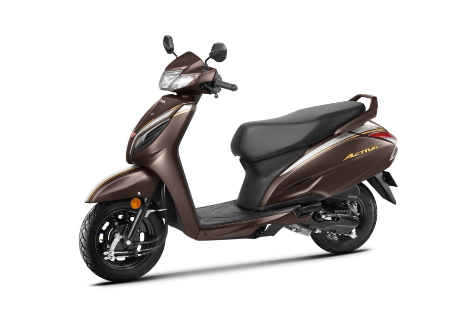 Honda Activa 6G 20th Anniversary Edition Launched