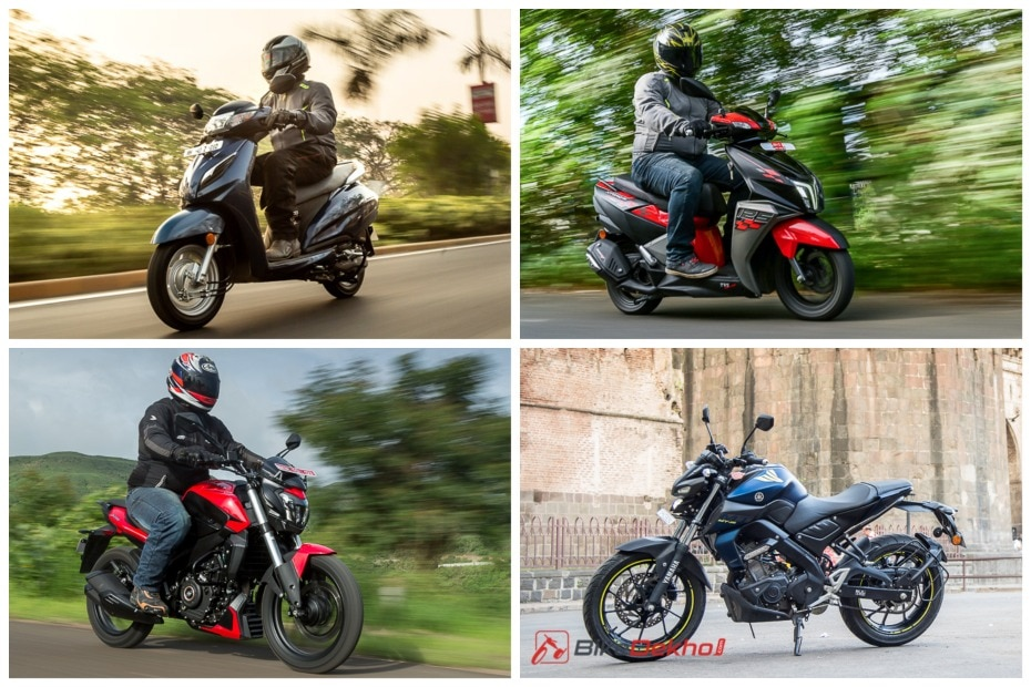 Two-wheeler Sales Report November 2020: Honda, Royal Enfield, Bajaj, TVS, Yamaha And Suzuki