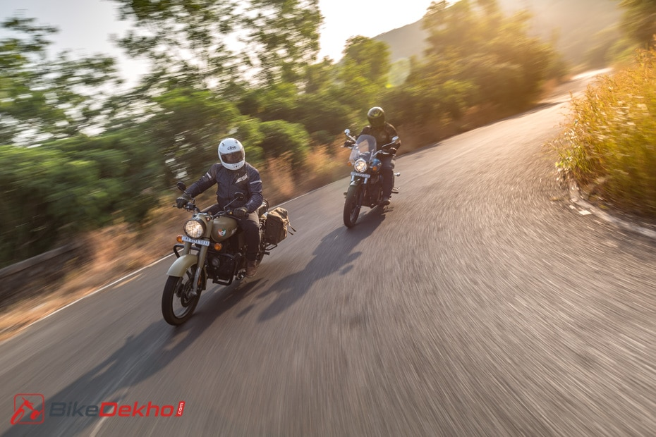 4 Reasons Why You Should Get The Royal Enfield Classic 350 BS6 Over The Meteor 350