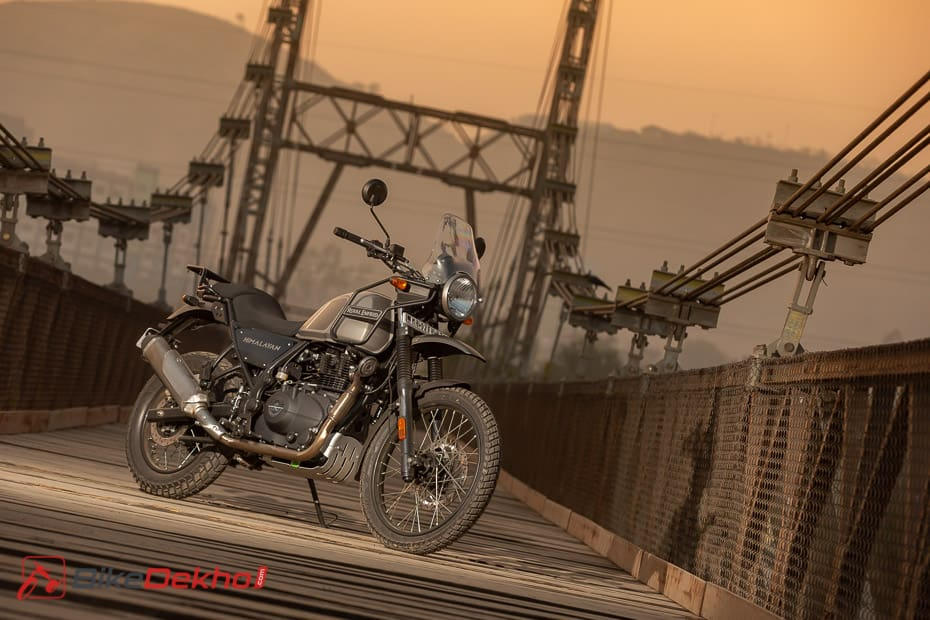 2021 Royal Enfield Himalayan With Navigation India Launch Soon