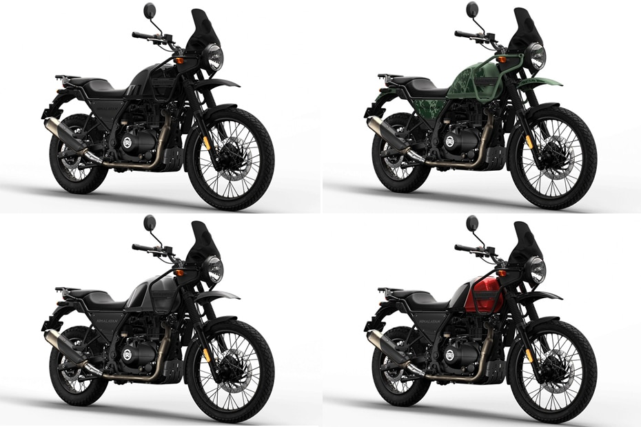 2021 Royal Enfield Himalayan: Which Colour To Pick?
