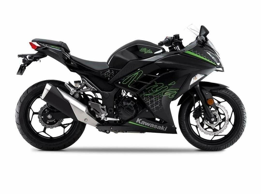 BREAKING: Kawasaki Ninja 300 BS6 Launched At Rs 3.18 lakh