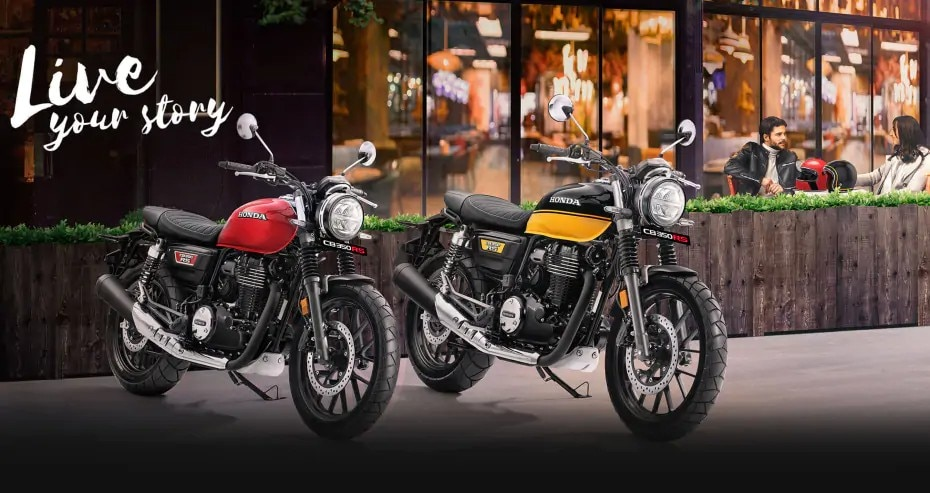 Honda CB350RS: Waiting Period For March 2021