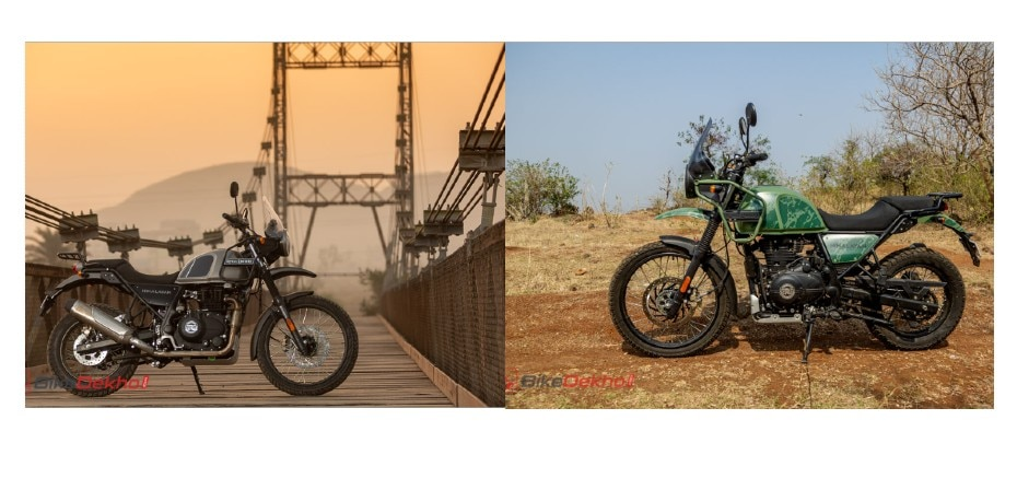 2021 Royal Enfield Himalayan vs Himalayan BS6: Performance Numbers Compared