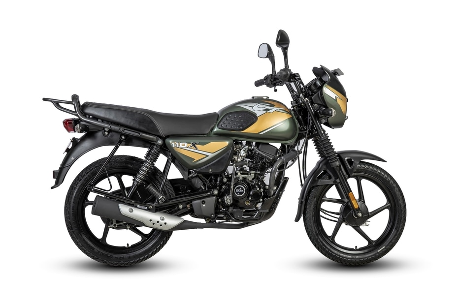 BREAKING: Bajaj CT 110 X Launched, Demands A Marginal Premium Over Standard Model