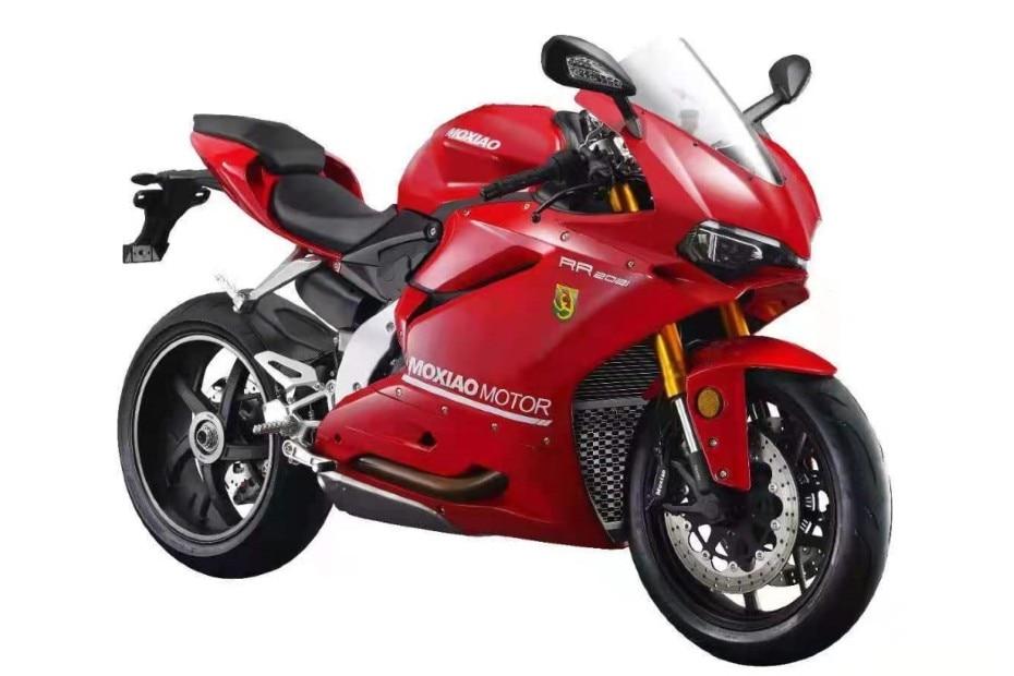 Weird Flex: Meet Moxiao 500RR - A Cut-price Ducati Panigale