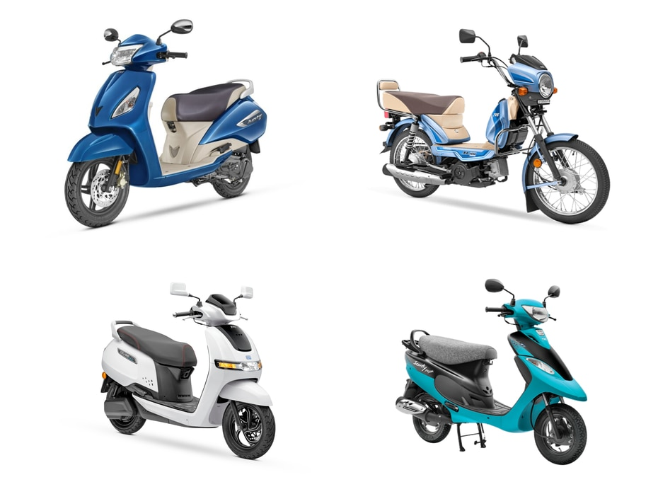 TVS Sales For March 2021: Jupiter, XL, iQube Electric, Pep+ Witness Massive YoY Growth