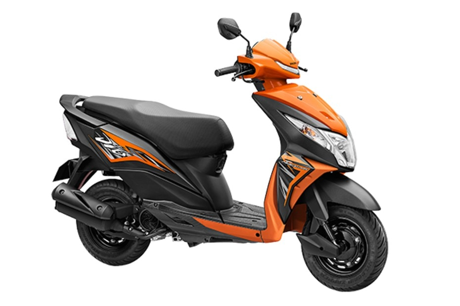 Honda Dio Launched In The Philippines, Returns Mileage Of Almost 60kmpl