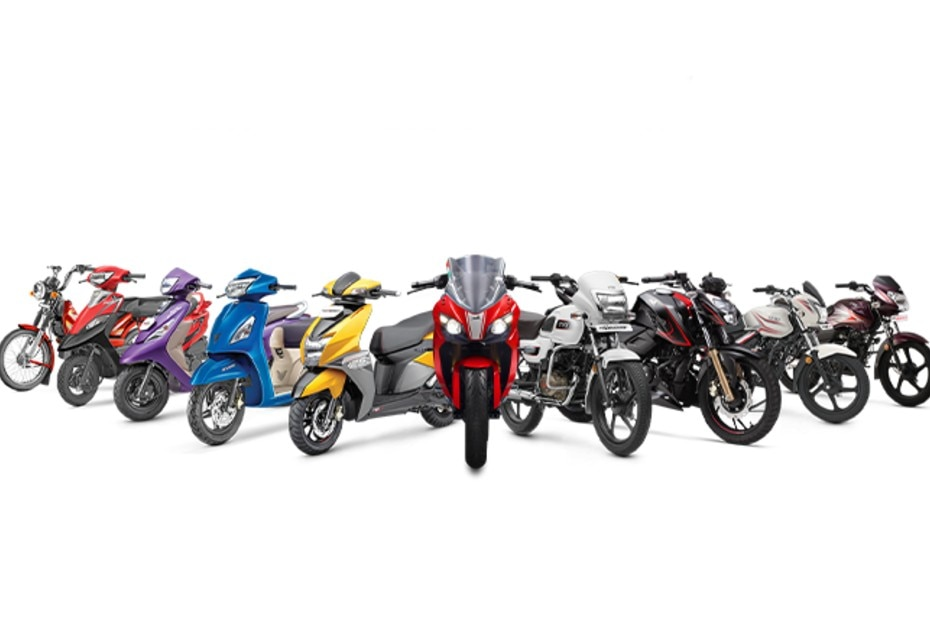TVS Scooters And Bikes Price List For June 2021: TVS Apache RTR, NTorq 125, Jupiter, RR310 And More