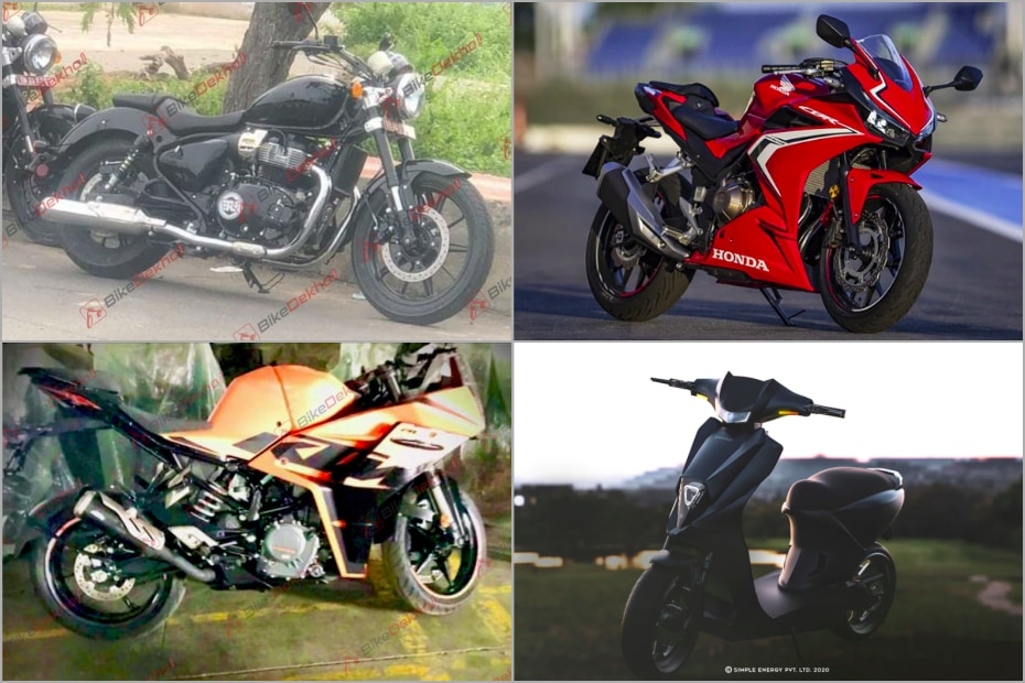 Top 10 Upcoming Bikes And Scooter Launches Of 2021