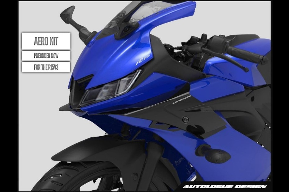 You Can Now Get Winglets For Your Yamaha R15 V3 Just Like VR46