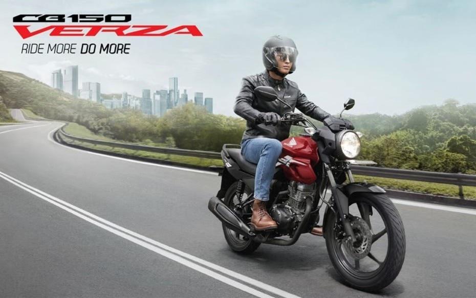 Honda CB150 Verza Launched Overseas