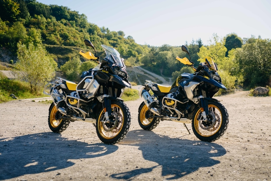 2021 BMW R 1250 GS And R 1250 GS Adventure Teased Ahead Of India Debut