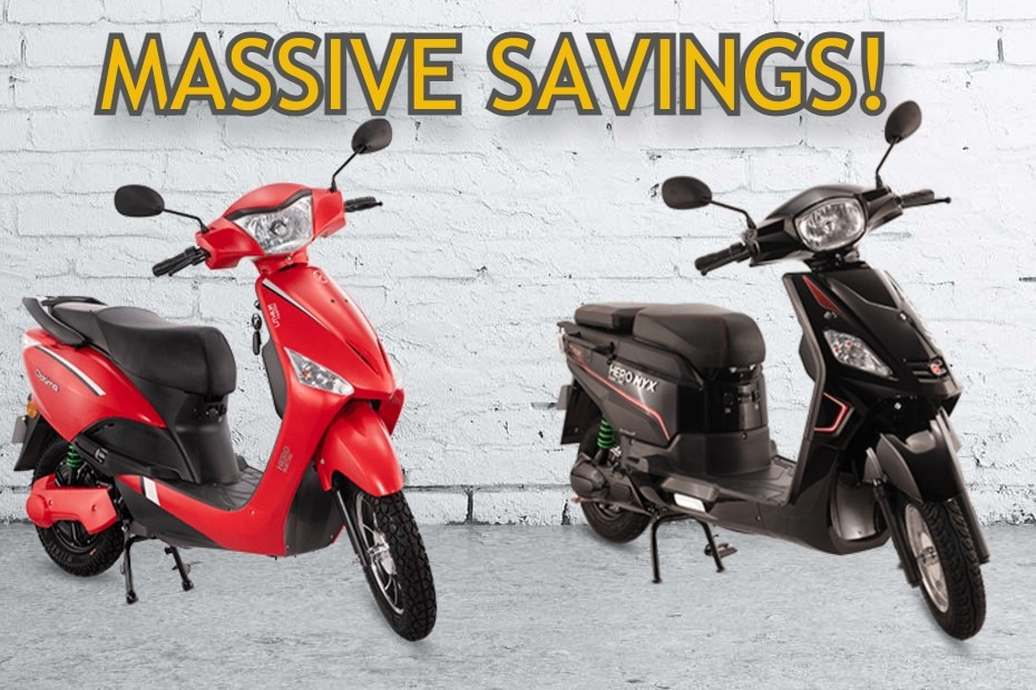 Fame II Effect - Hero Electric Scooters Are Now More Affordable
