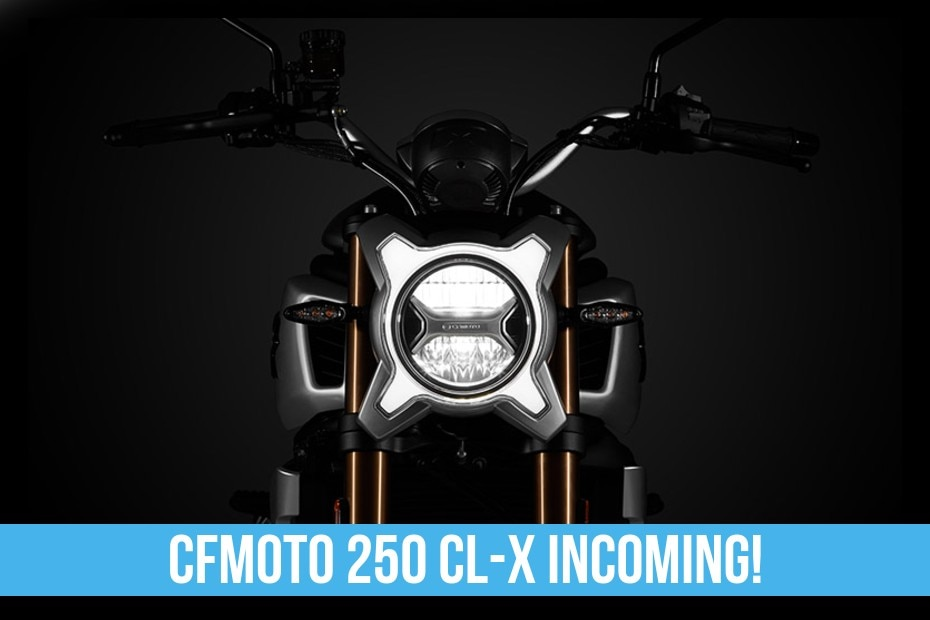CFMoto 250 CL-X Leaked, Looks Production-ready