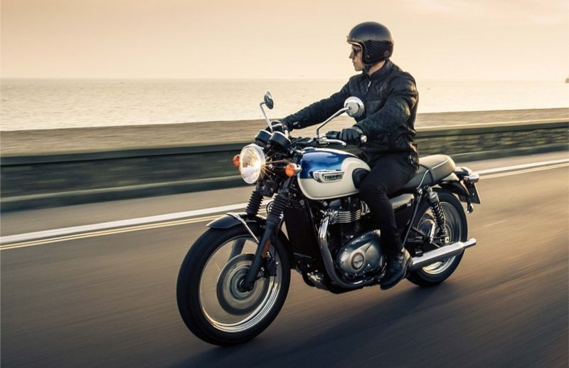 Triumph Motorcycles India To Launch The Bonneville T100 On October
