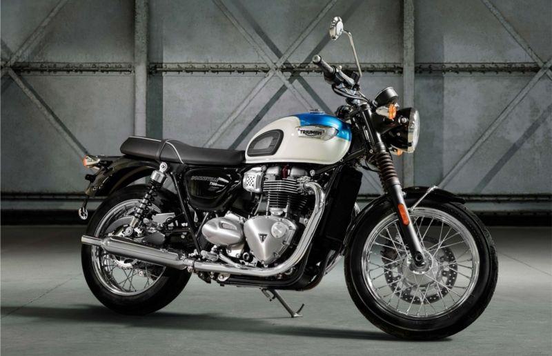 Triumph Launches Bonneville T100 At Rs 7.78 Lakh